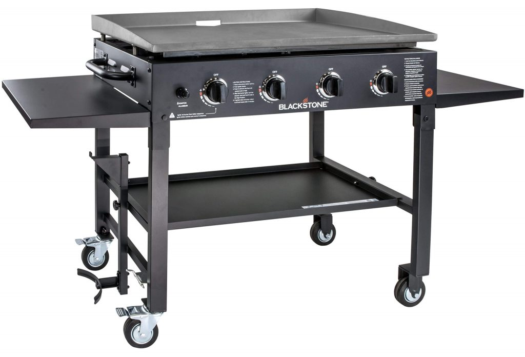best gas grills under $500, blackstone 36 inch outdoor flat top gas grill griddle station