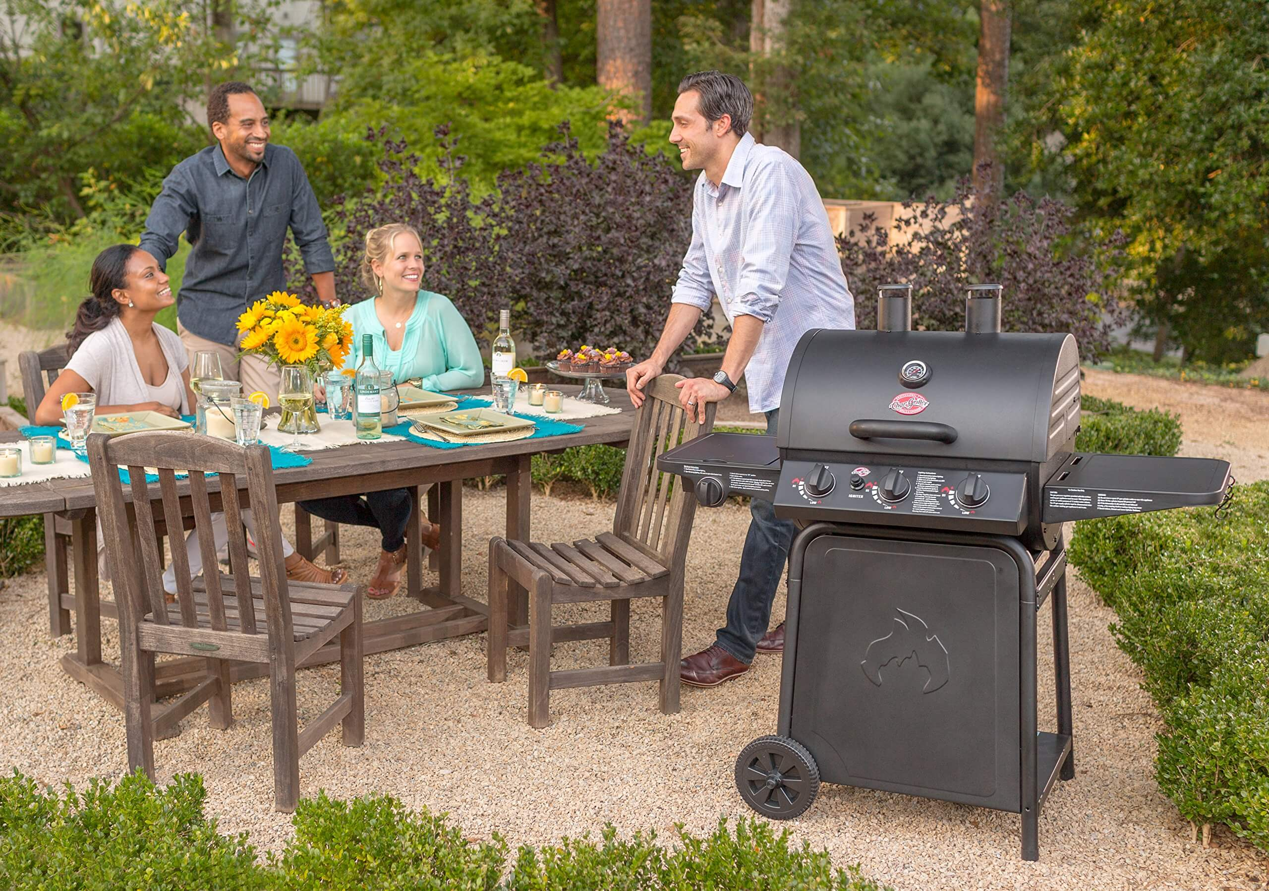 best price on char broil gas grills, best propane grills 2020