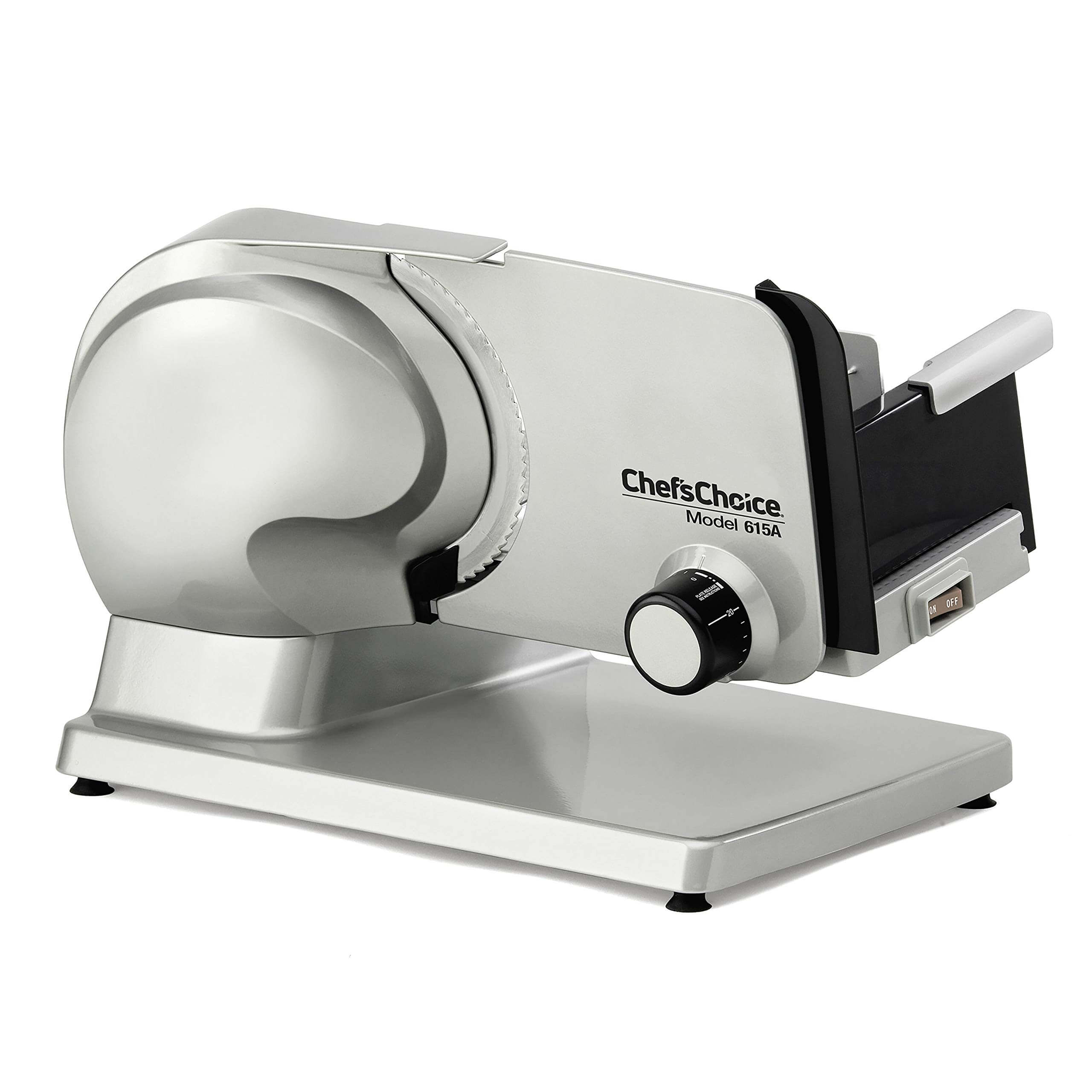 chef'schoice 615a best electric meat slicer