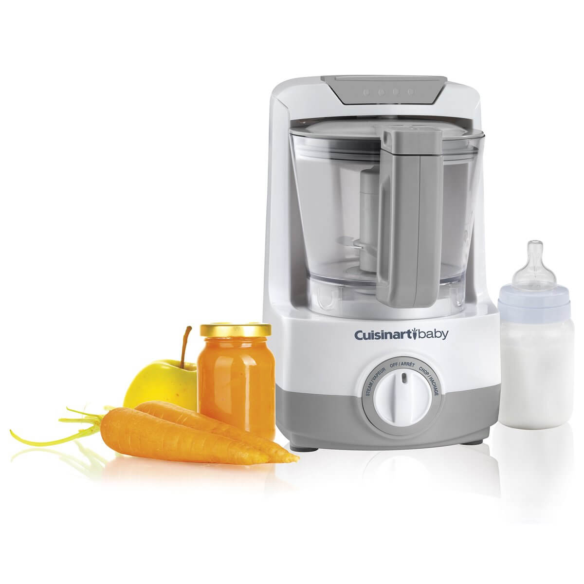 cuisinart baby food maker, Cuisinart BFM-1000 Baby Food Maker and Bottle Warmer, best baby food maker, Fresh, Healthy and Tasty Baby Food Making, baby food maker