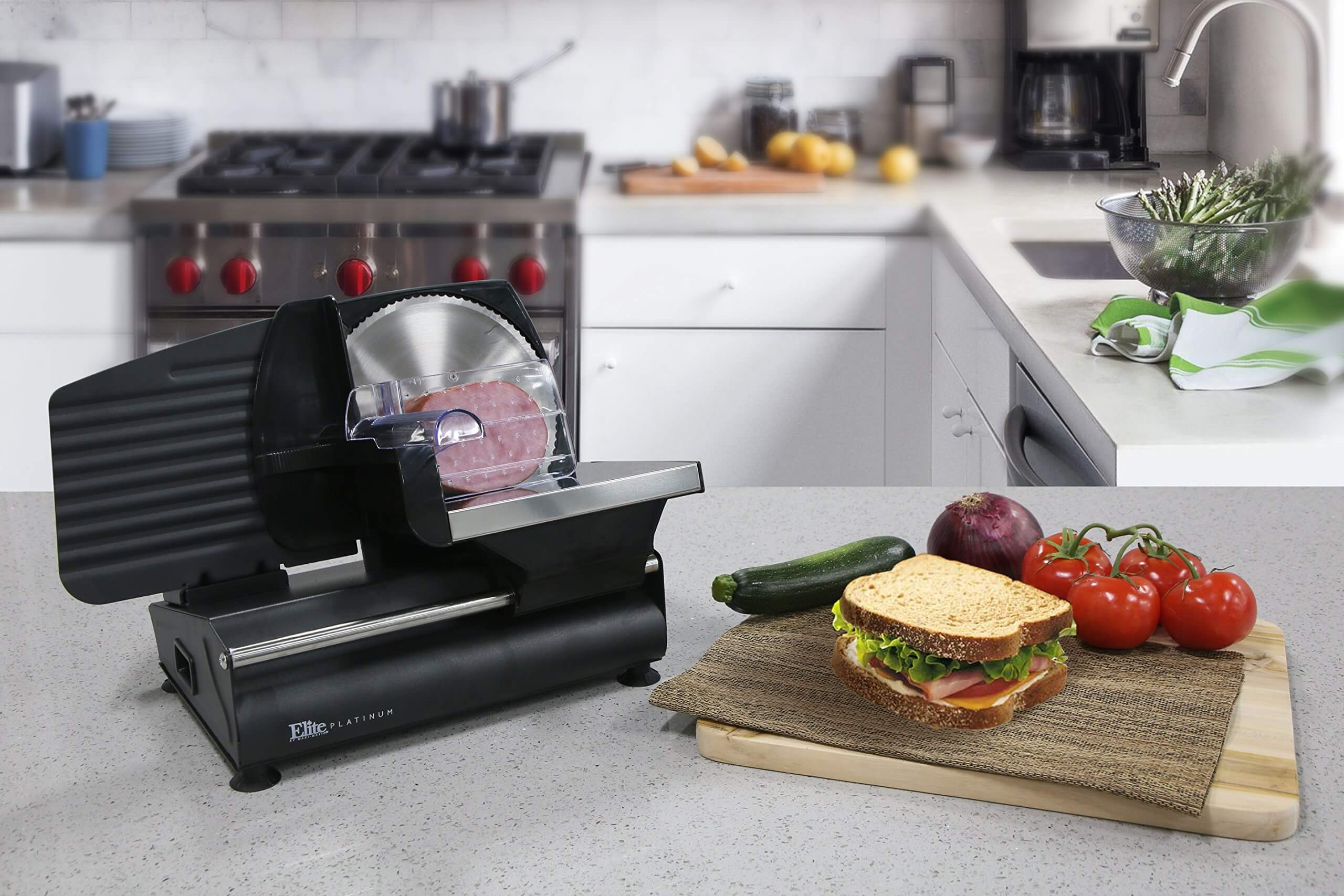 elite platinum meat slicer reviews