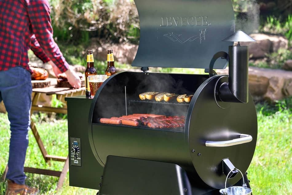 Traeger Grills TFB57PZBO Pro Series 22 Pellet Grill and Smoker