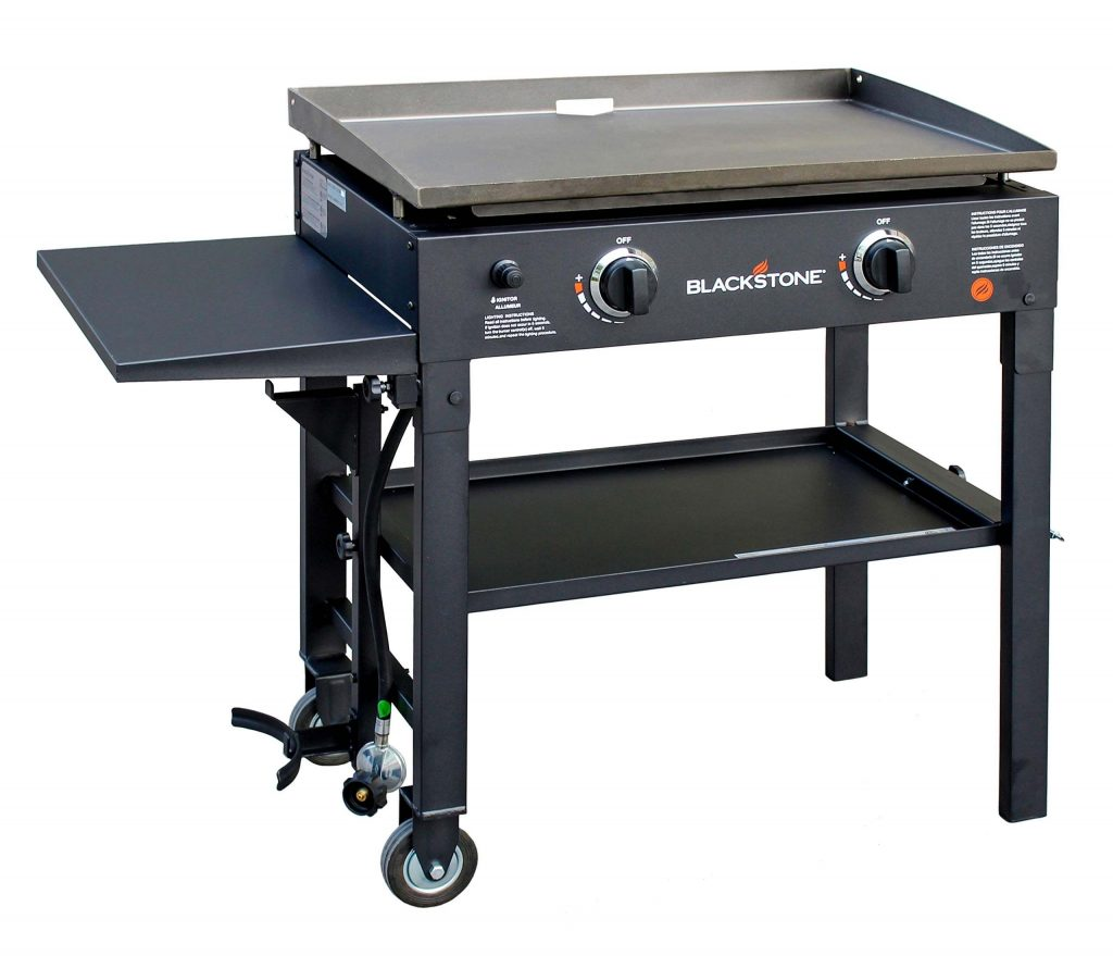best gas barbecue grill reviews, blackstone grills, propane griddle, best griddles, best flat top grill