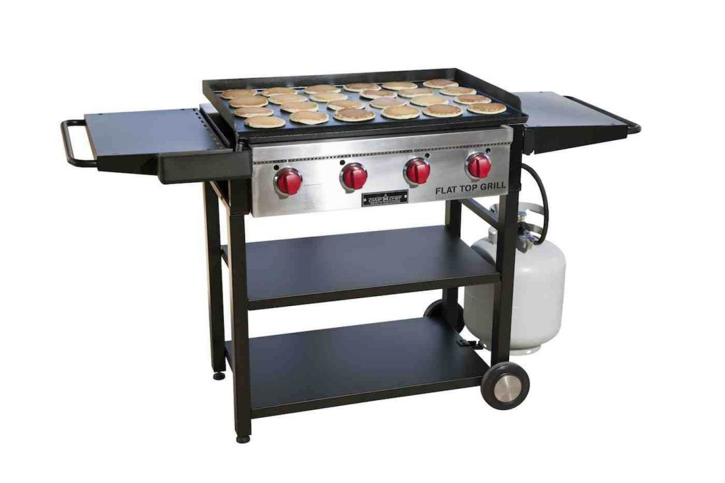 camp chef flat top grill, best flat grill, best rated gas grill