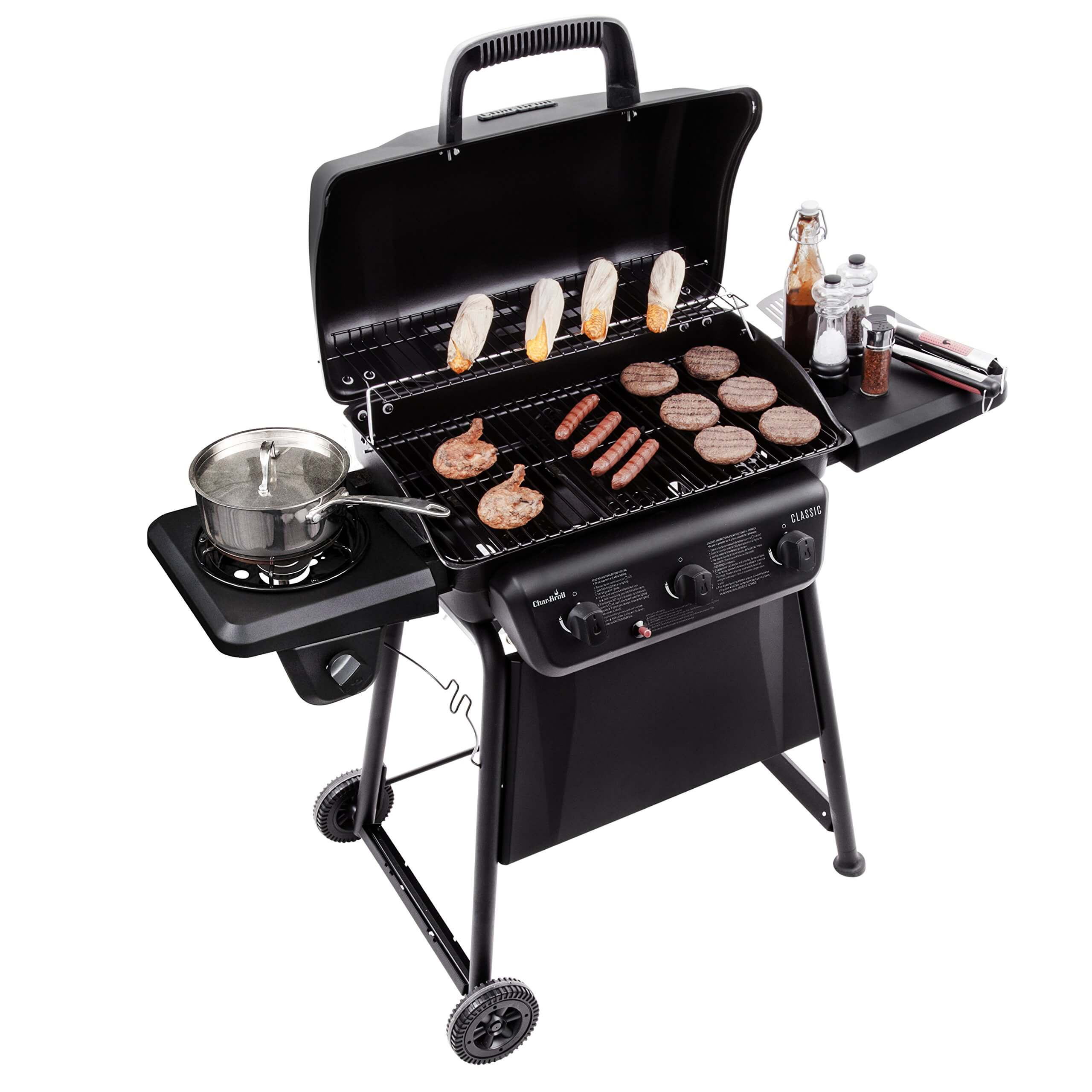 Best Gas Grill under $300 for Delicious and Easy Home Grilling. char-broil performance 475, char-broil performance 475 gas grill, best charcoal grill under 300, best charcoal grills under 300, best propane smoker under 300, best propane gas grills under $300