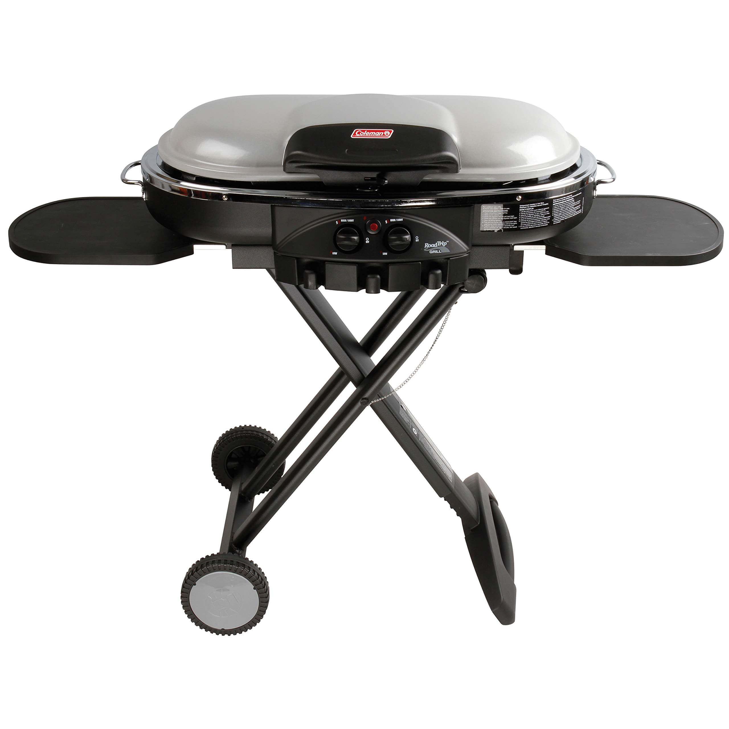 best gas grill under $200, Coleman Road Trip LXE Portable Gas Grill, best charcoal grills under $300, best 4 burner gas grill, Best Gas Grill under $300 for Delicious and Easy Home Grilling