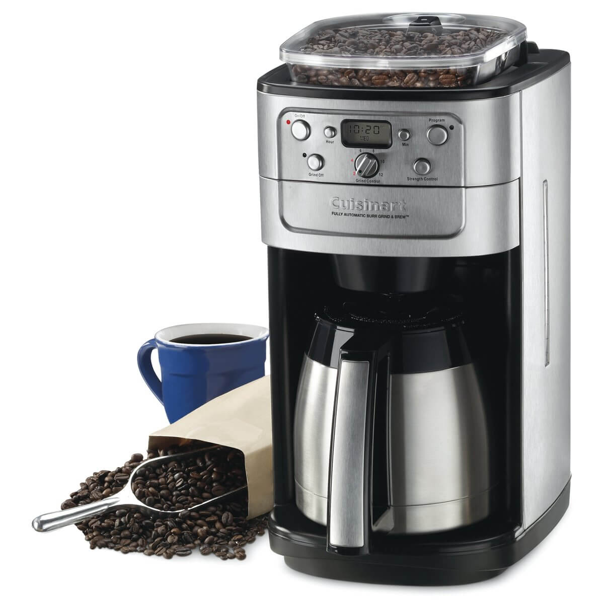 coffee grinder and maker, best single cup coffee maker with grinder,Cuisinart Automatic Coffeemaker and Burr Grinder, best coffee maker 2020