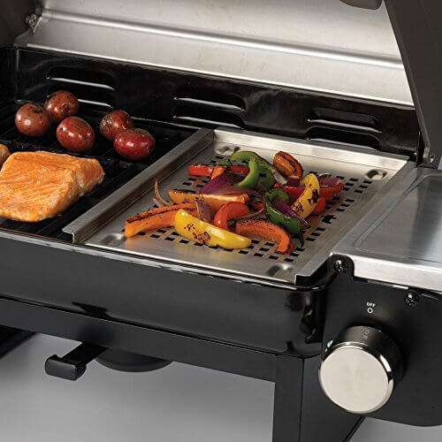 cuisinart grill review, Cuisinart CGG-200 All Foods Tabletop Gas Grill, cuisinart 5 burner gas grill, best bbq grills 2020, cheap propane grill, grill reviews 2020, best grill for under 300