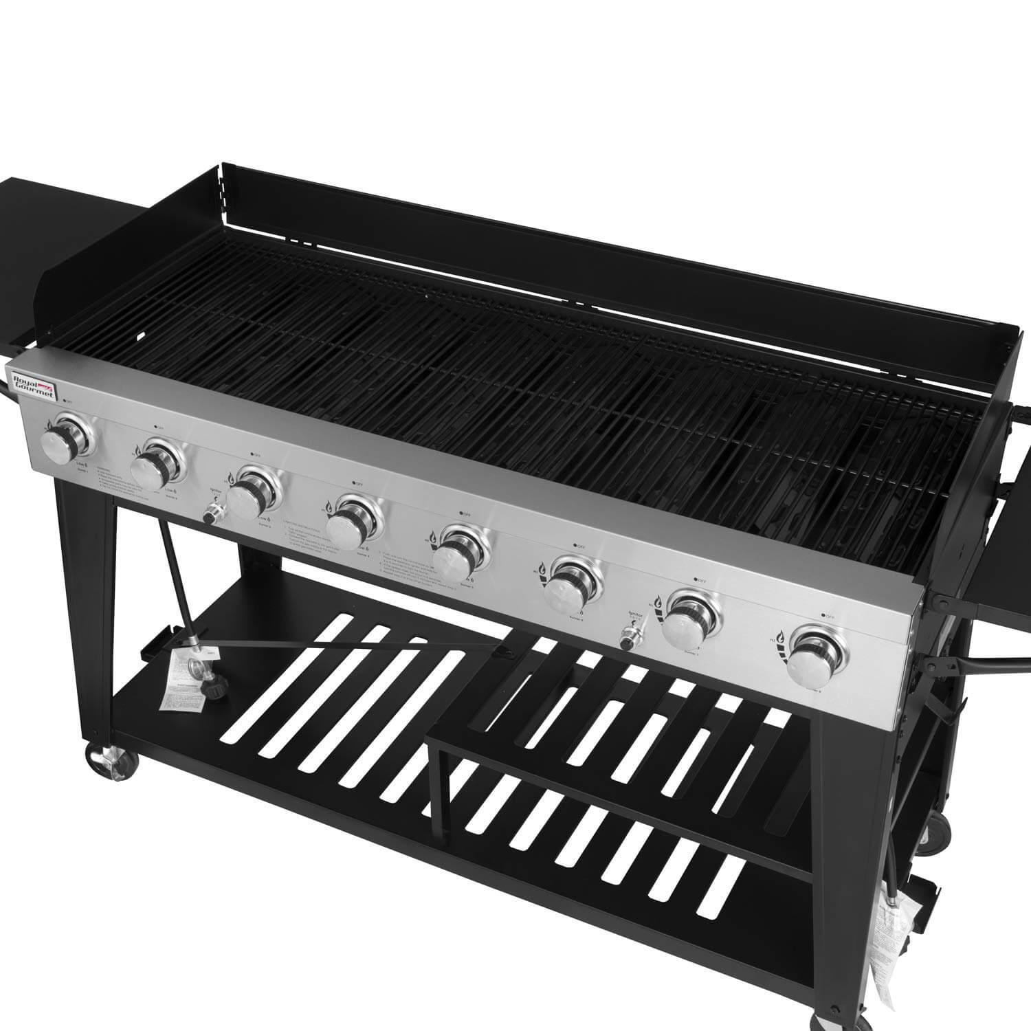 grill griddle, griddle for grill, royal gourmet grill, best flat top griddle