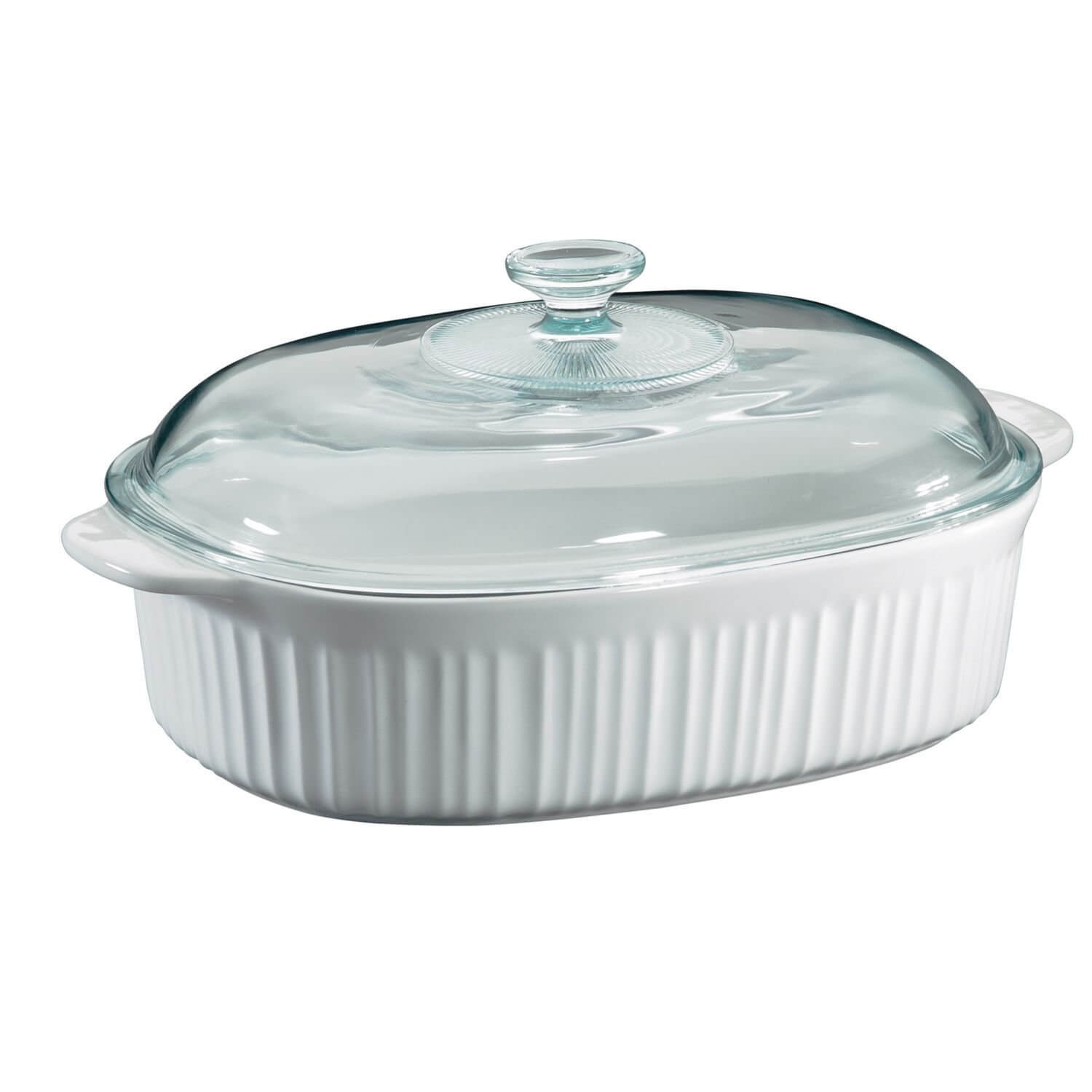 corningware casserole dish, CorningWare 6002278 French White Oval 4 Qt.Casserole Dish, corningware oven safe, ceramic baking dish