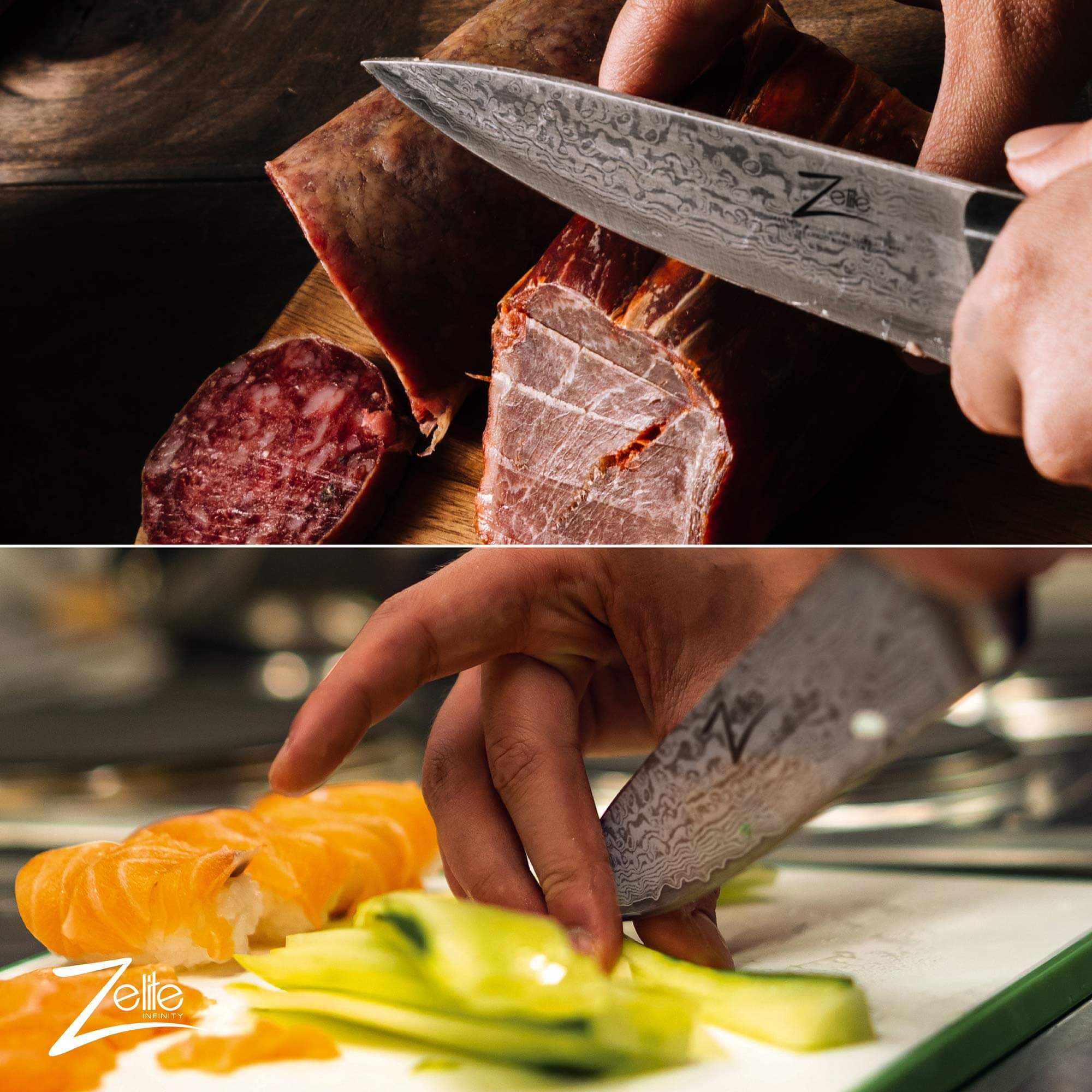 Zelite Infinity Chef Knife 8 Inch, Best Japanese chef knives, best knifes