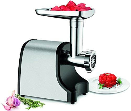 best meat grinders for home use, best meat grinders, best electric pepper mill america's test kitchen