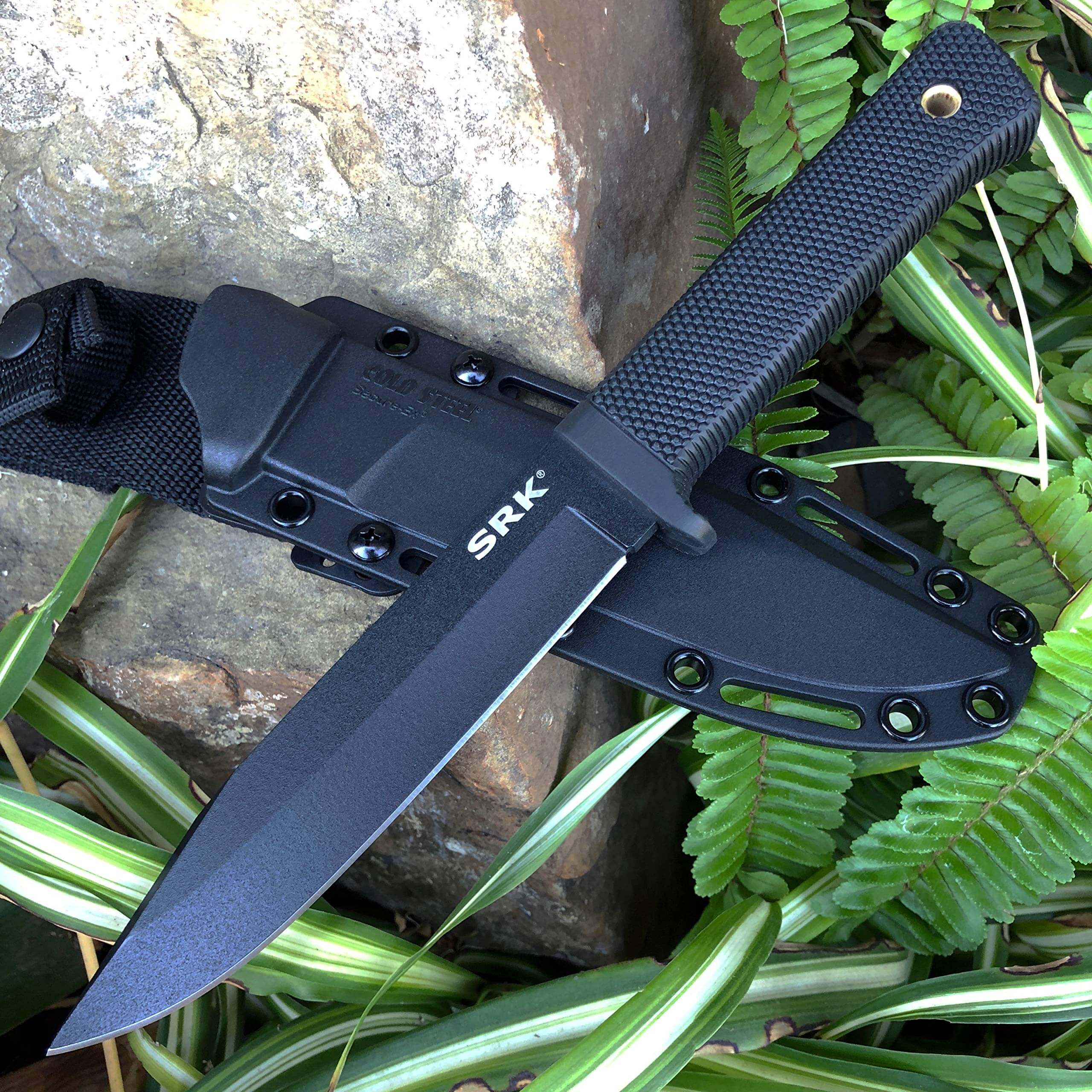 Cold Steel SRK Survival Rescue, bush knife, bush craft, what is bushcraft