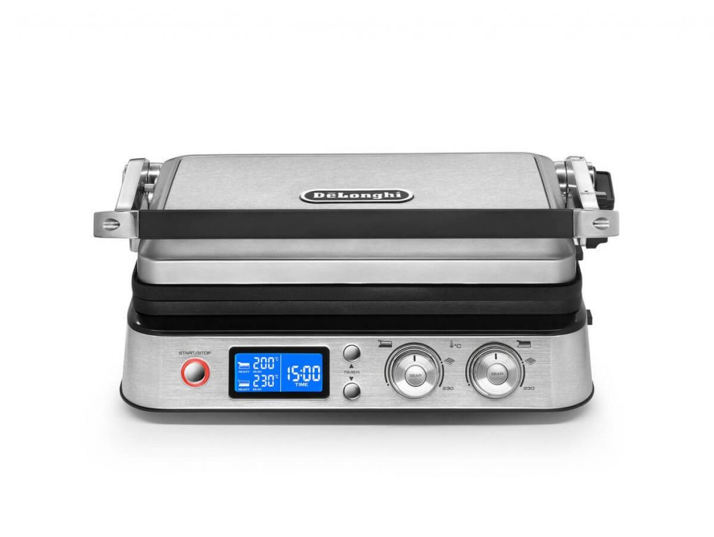 DeLonghi America CGH1020D Livenza, delonghi grill, delonghi indoor grill, best indoor grills,best indoor smokeless grill 2020