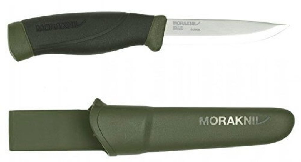 Morakniv Companion Heavy Duty Knife, best bushcraft knife in the world, bushcraft knives for sale, survival knife