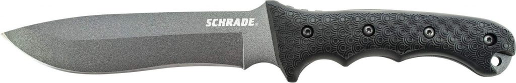 Schrade SCHF9 12.1in High Carbon Steel, best survival knives, bushcrafting, best survival knives of all time