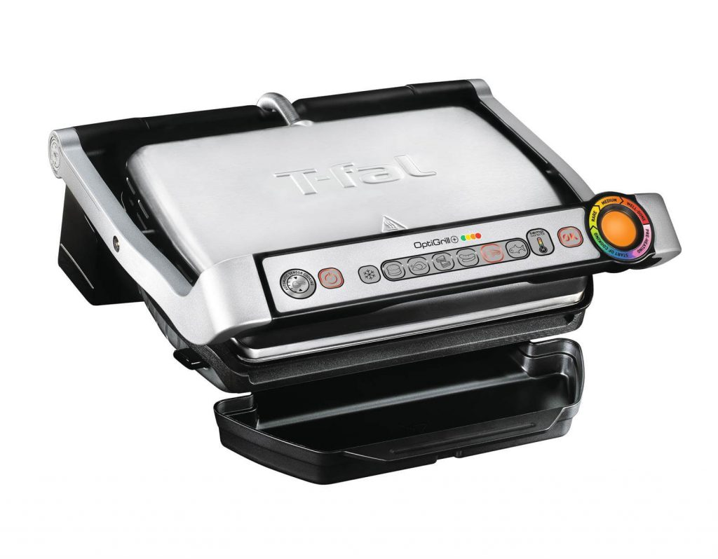 T-fal GC70 OptiGrill Electric Grill, indoor grill best, indoor grill pan, indoor grill smokeless, best smokeless indoor grill