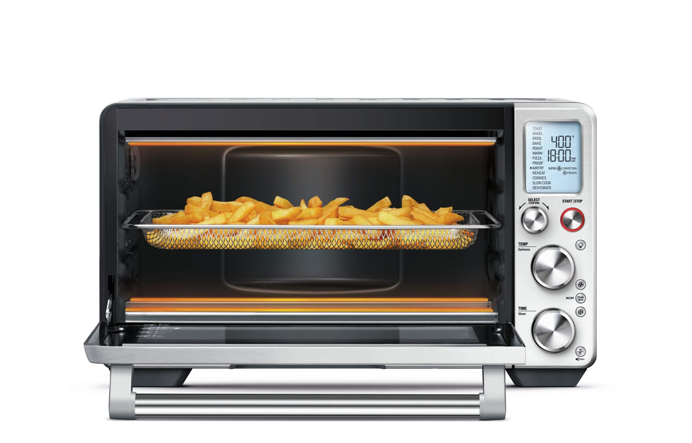 Breville BOV900BSS Convection and Air Fryer, breville air fryer, breville smart air oven, breville smart fryer, Best commercial air fryer, best air fryer
