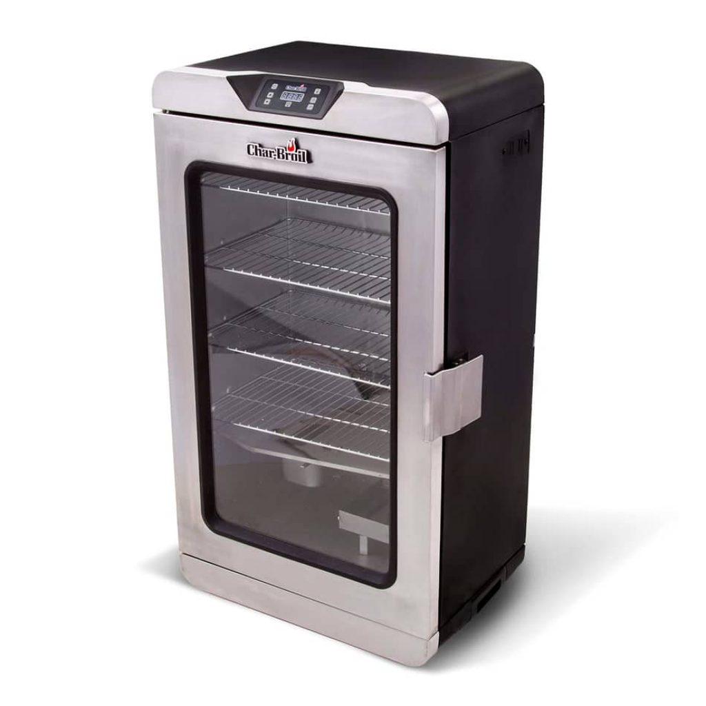 Char-Broil Deluxe Digital Electric Smoker, best electric smoker, electric meat smokers, best smoker under 1000, best smokers 2020