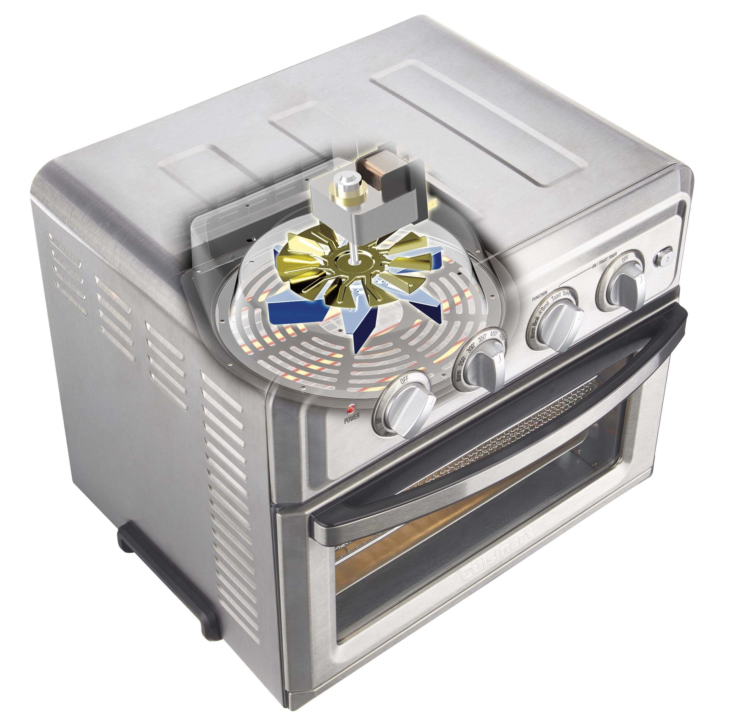 Cuisinart TOA-60 Convection Toaster Oven Airfryer, cuisinart air fryer, cusinart air fryer toaster oven, toaster cusinart, Best commercial air fryer, best air fryer