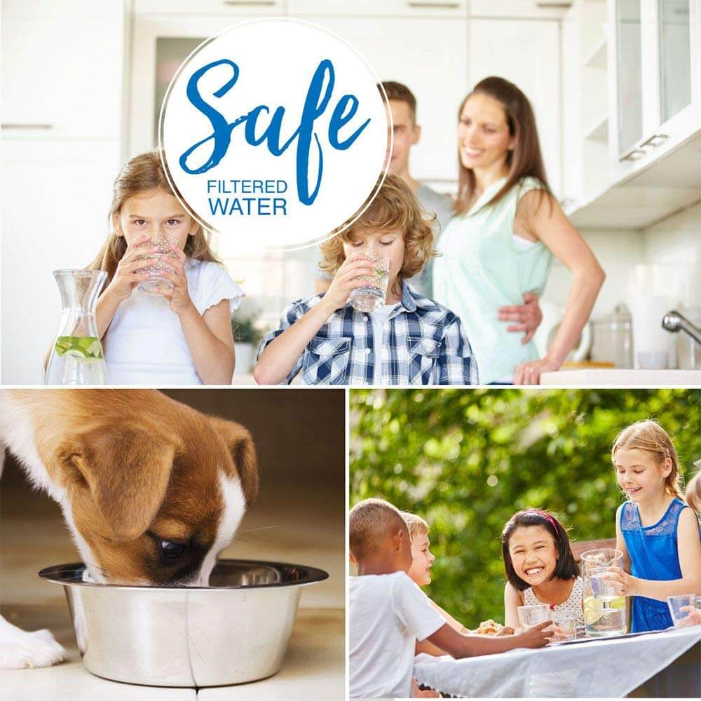 New Wave Enviro 10 Stage Plus Water Filter System, enviro water products, best drinking water filter, best water filtration system, best faucet water filter 2020