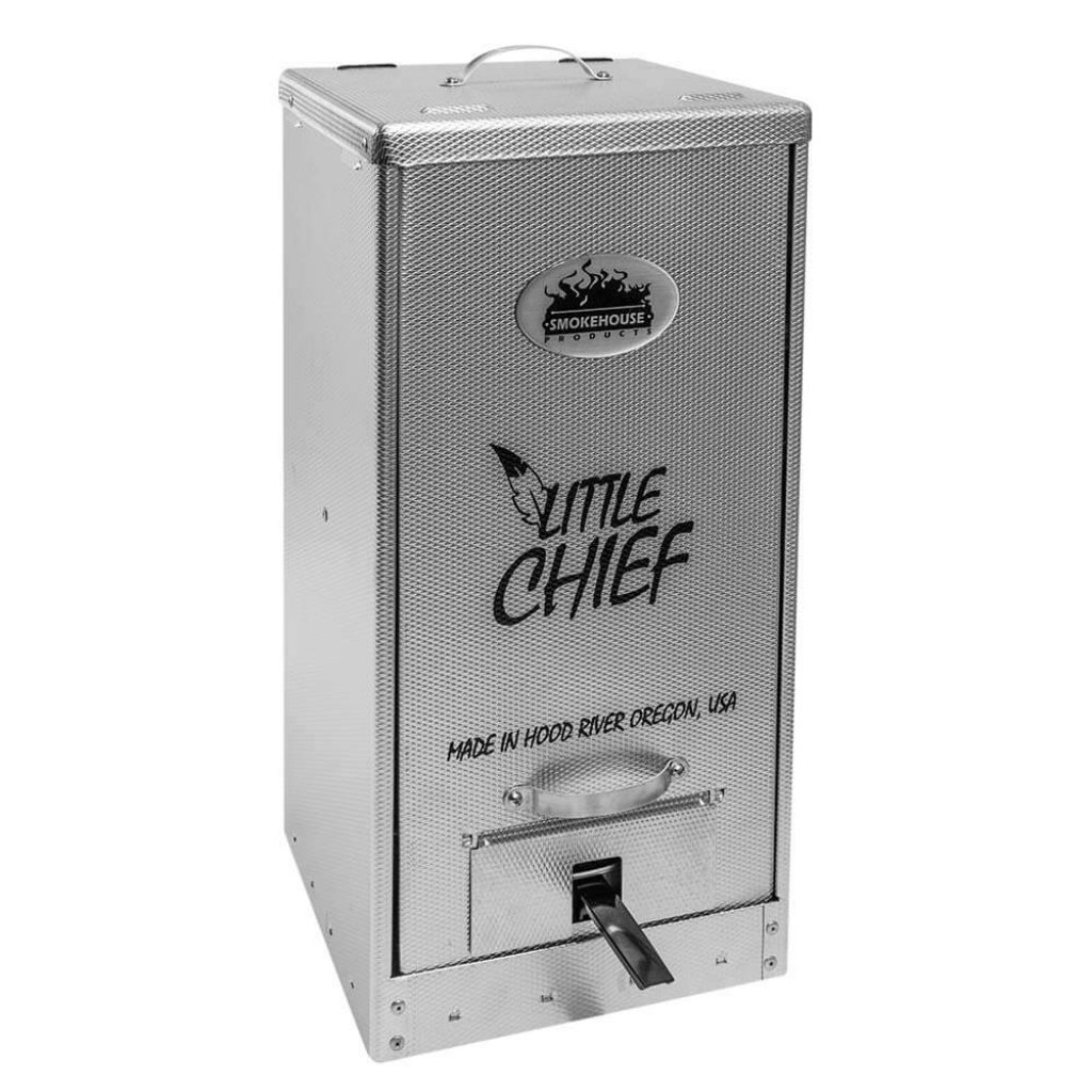 Smokehouse Products Little Chief Front Load Smoker , best electric smoker, best electric smokers 2021