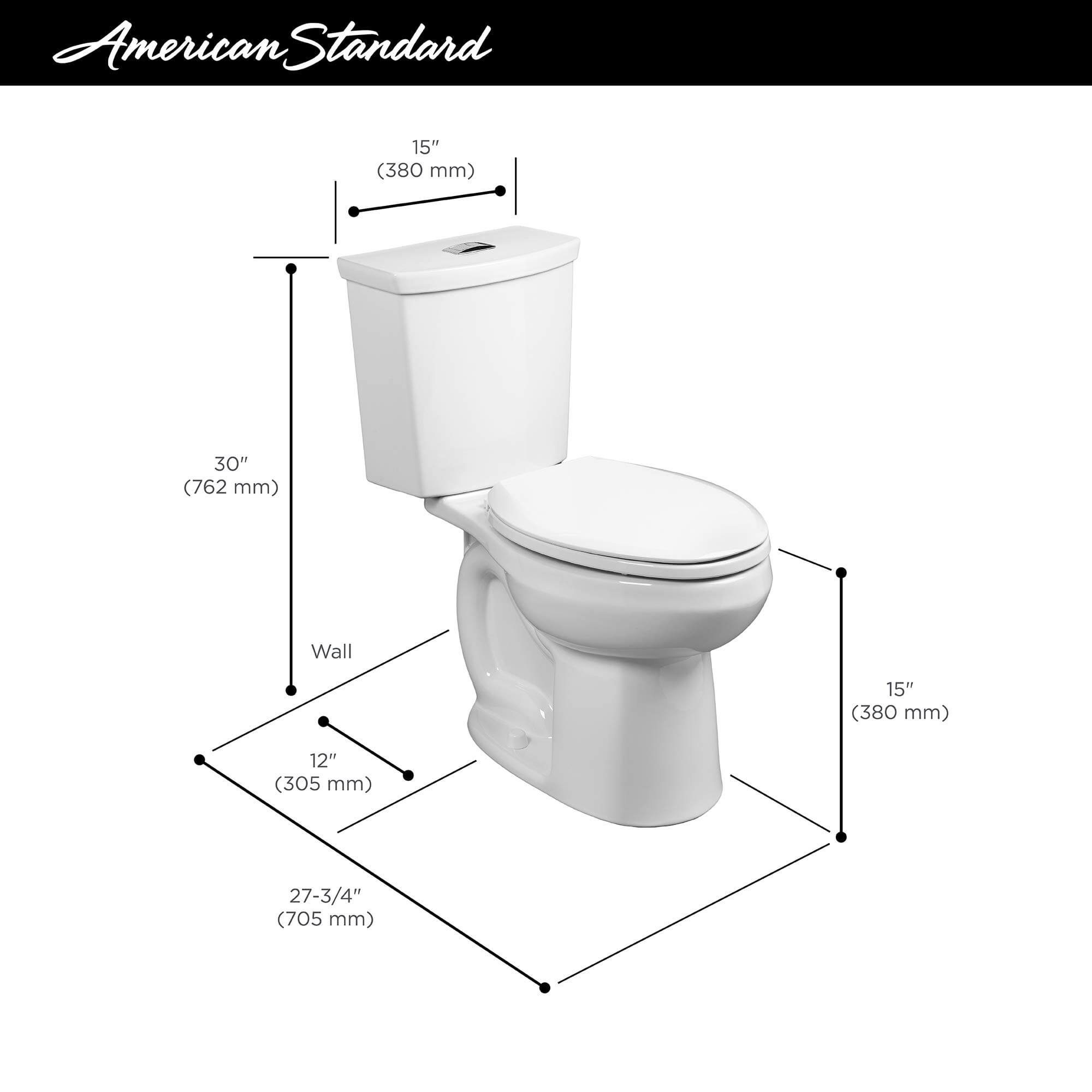 american standard toilets review