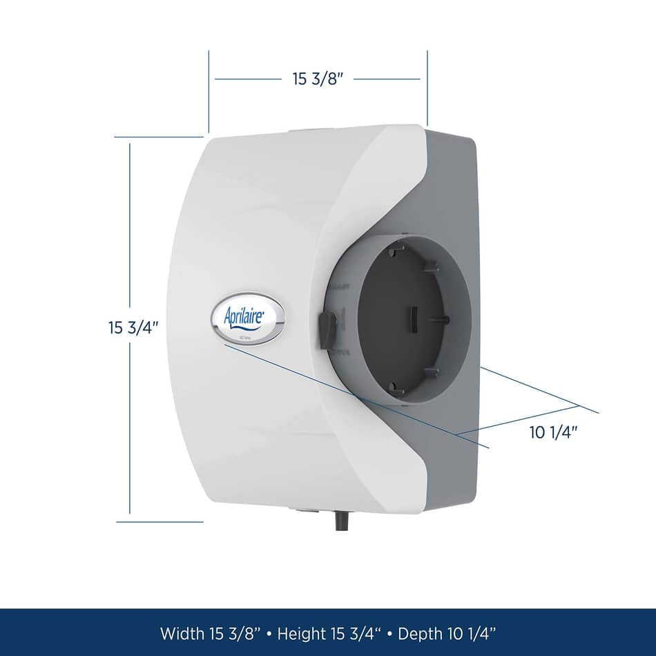 aprilaire furnace humidifier