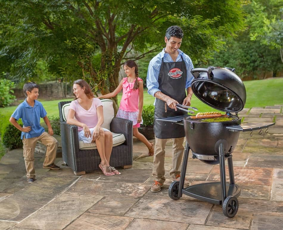 char griller gas charcoal smoker grill, best charcoal grill with smoker