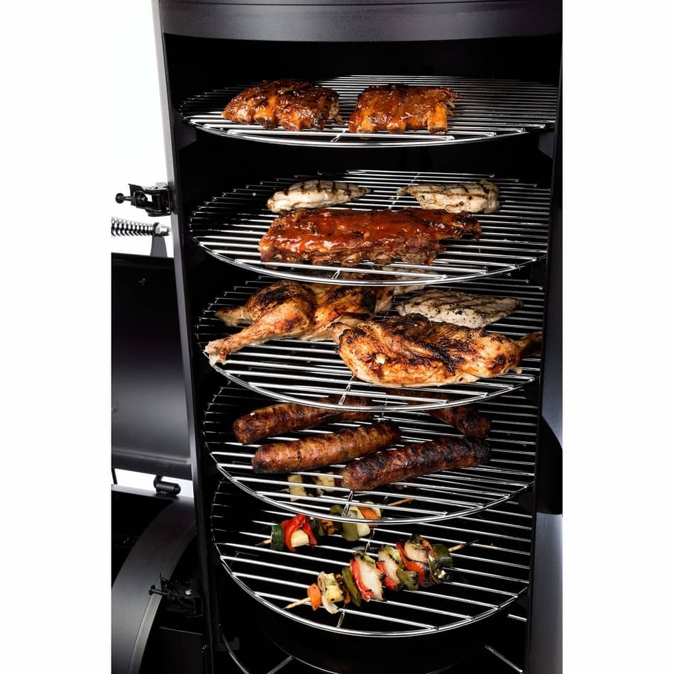dyna glo charcoal smoker is the best bbq smokers 2021 of the world