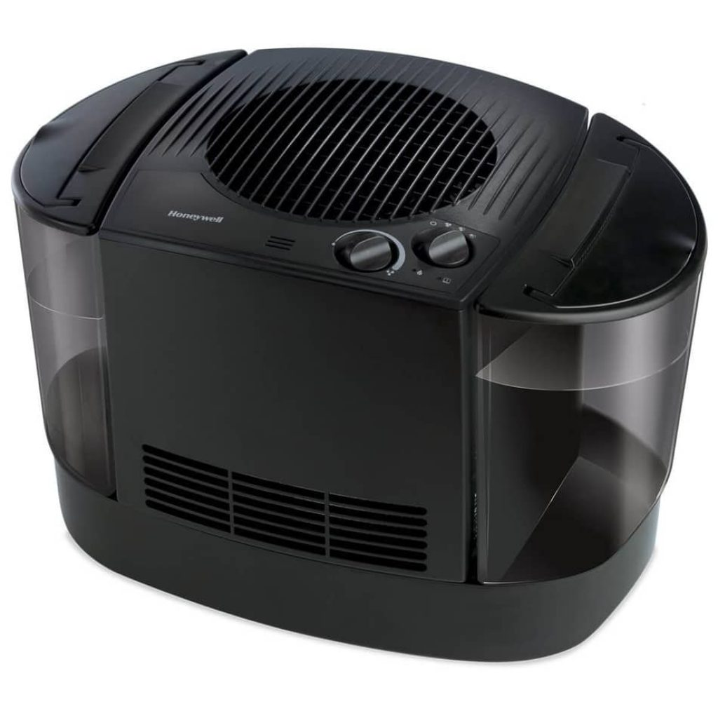 Honeywell HEV685B best whole house humidifier