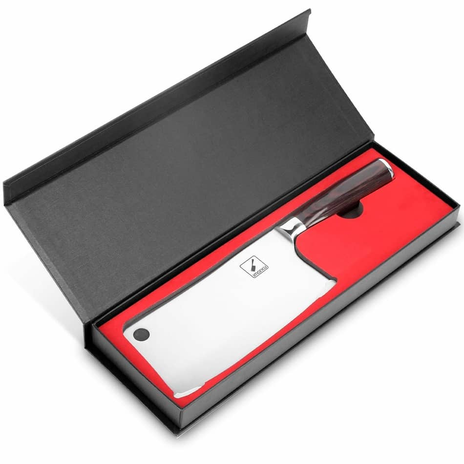 The imarku knife is stored in a very delicate box and can be given as a gift to your loved ones, friends, classmates, parents and colleagues. It is also an excellent choice as a holiday gift.