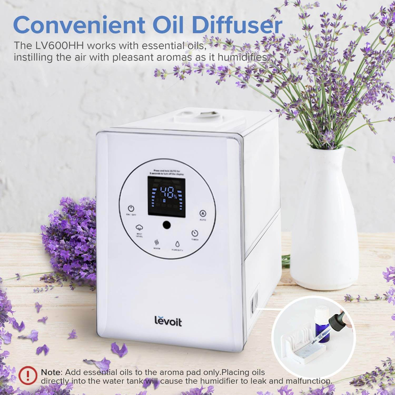 best evaporative humidifier, best home humidifier