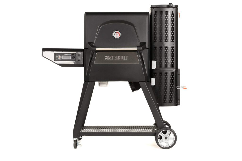 Masterbuilt MB20040220 Gravity Series 560 Digital Charcoal Grill And Smoker is the best charcoal smoker 2021