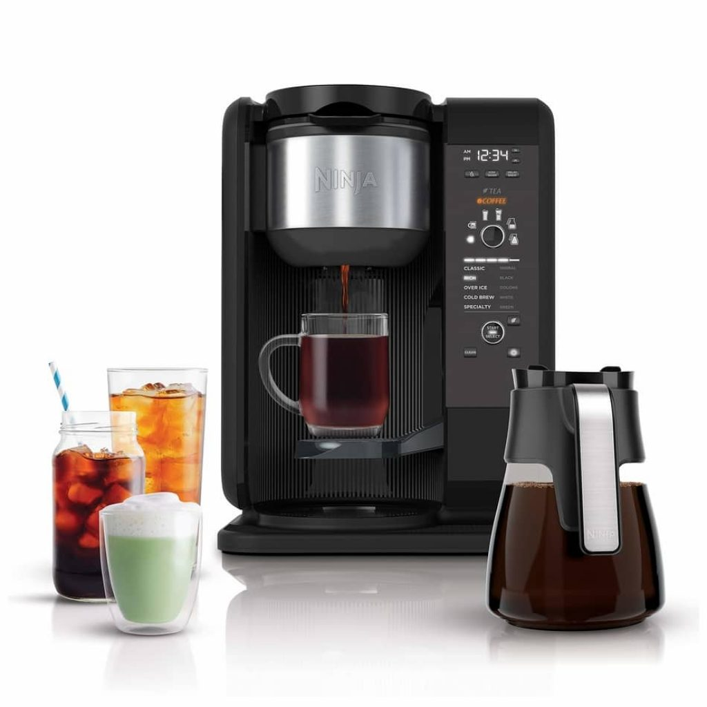Ninja Hot and Cold Brewed System dual espresso and coffee maker