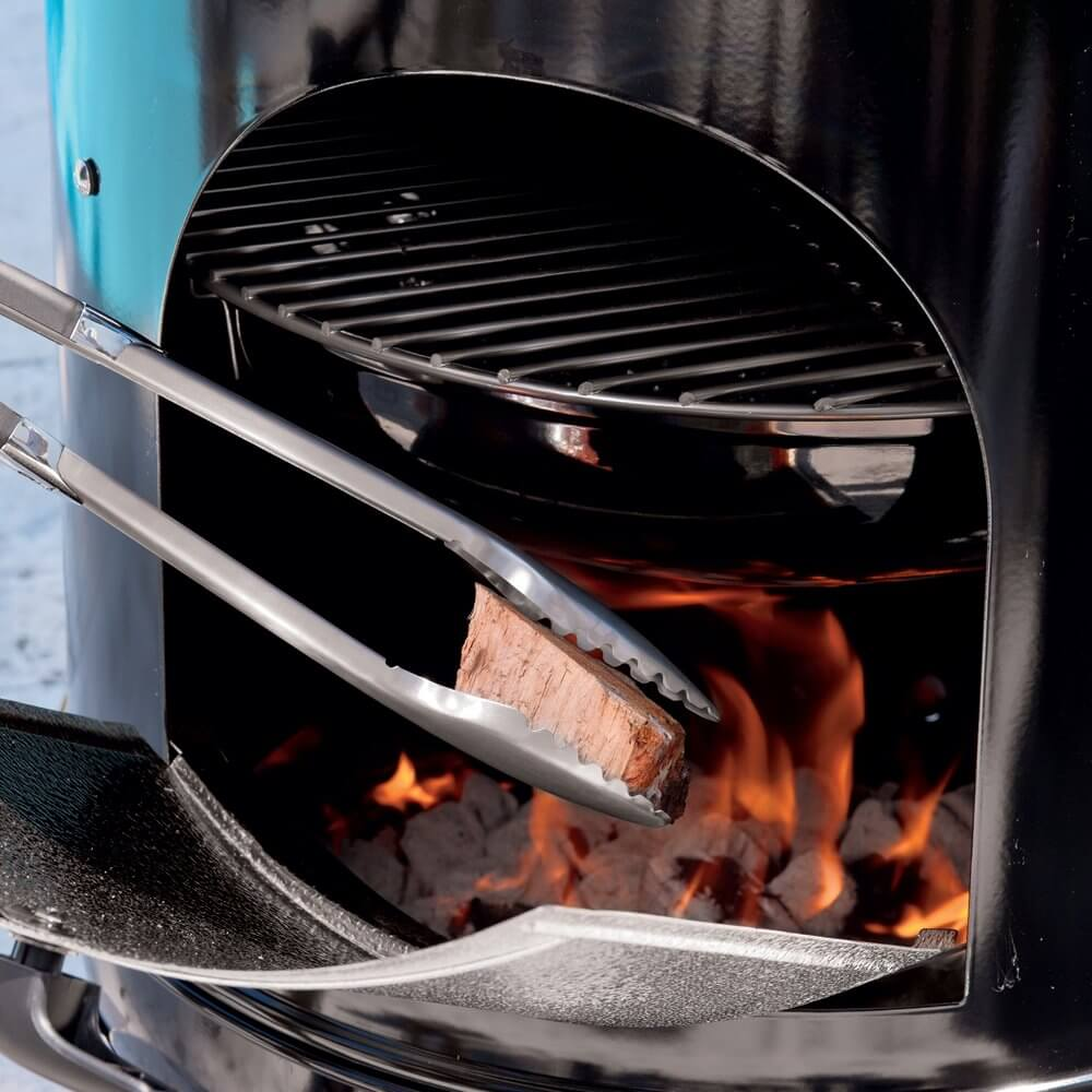 weber charcoal smoker is the best vertical charcoal smoker