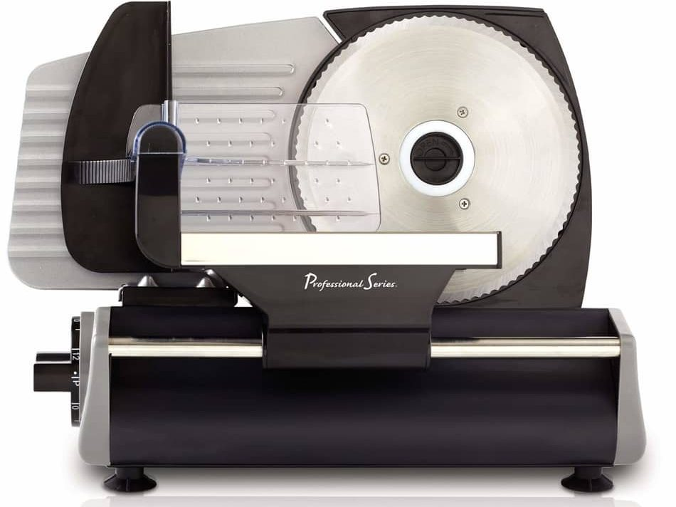 Continental Electric PS77711 Pro Series Meat Slicer