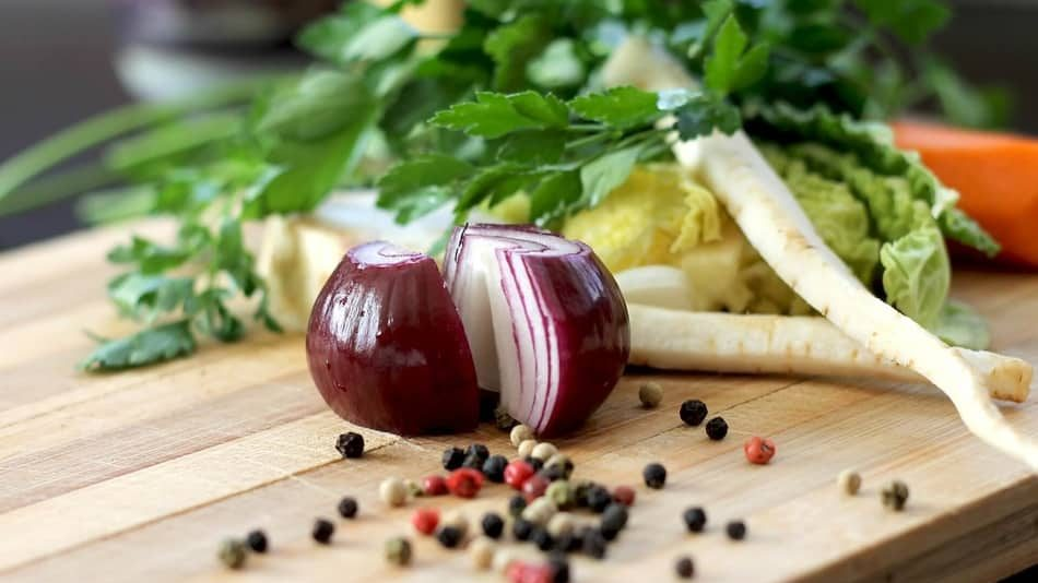 Onions is one of the best substitute for mushrooms which can be used for any Types of Mushrooms recipe in 2021