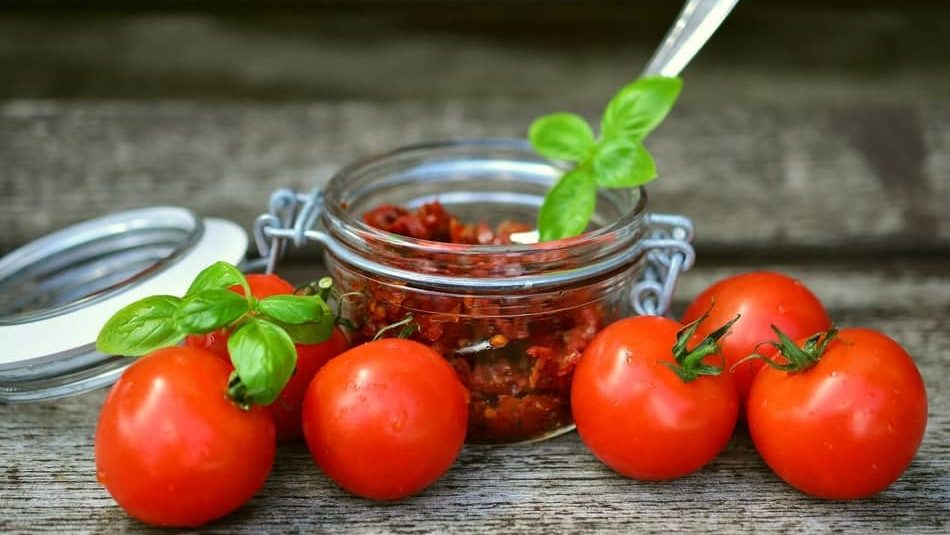 Sun-Dried Tomatoes is one of the best substitute for mushrooms which can be used for any Types of Mushrooms recipe in 2021