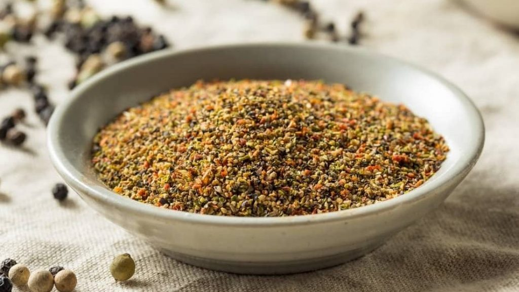 Pepper Powder is the best paprika paste replacement, black paprika