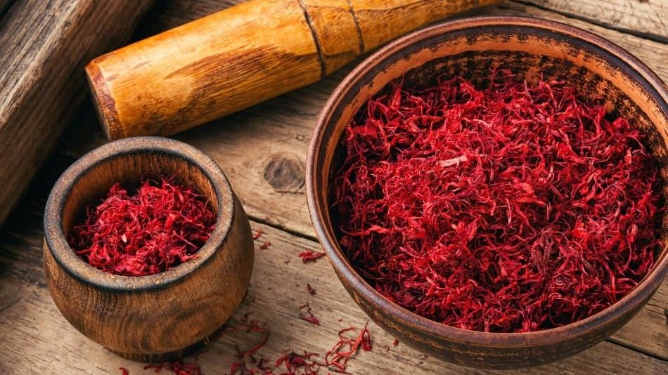 saffron can be use as substitute for paprika seasoning, saffron substitute turmeric and paprika